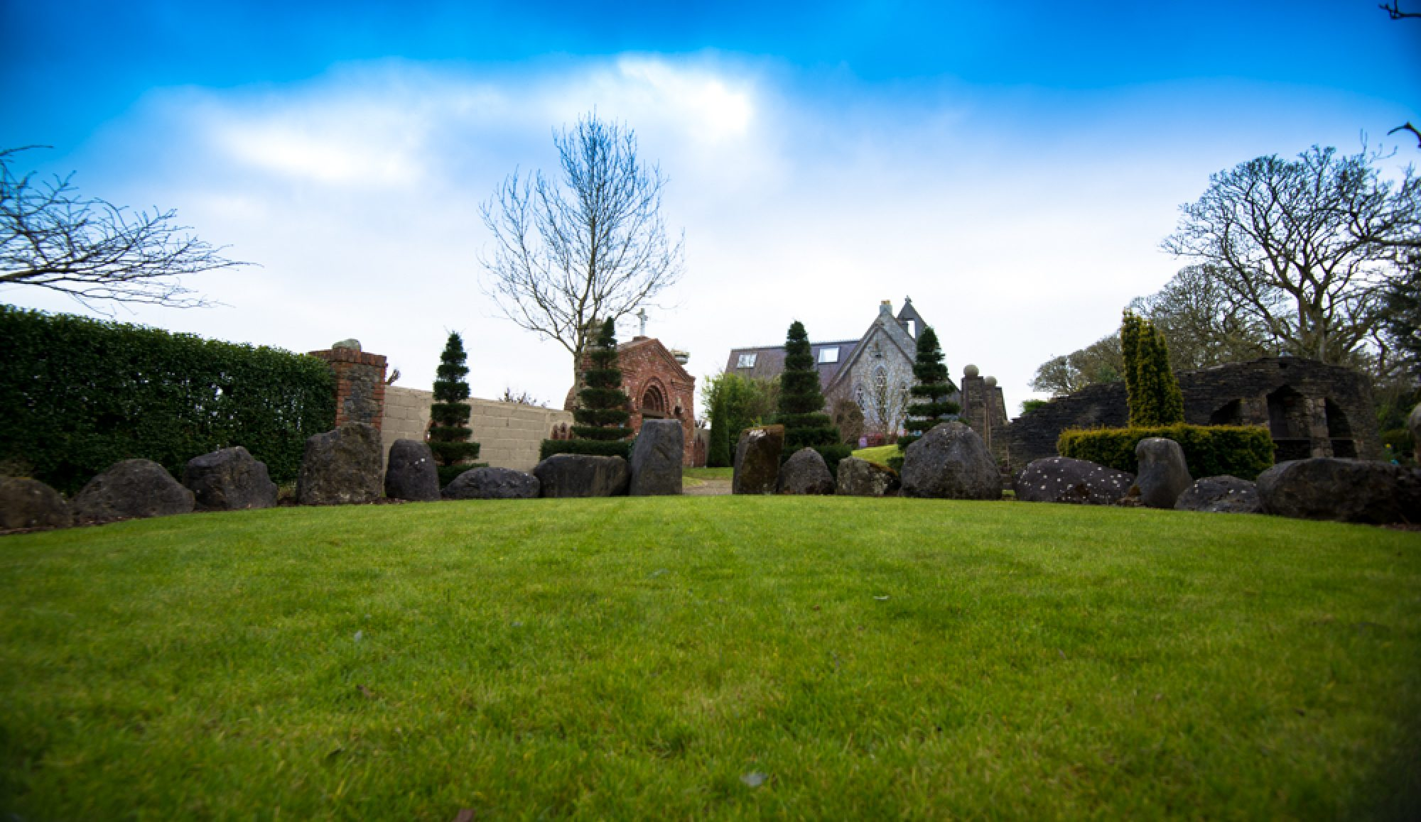 Cahernorry Church & Gardens